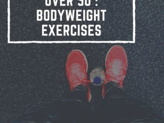 keeping active over 50 - bodyweight exercises