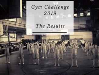 gym challenge results